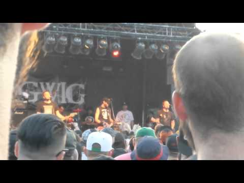 Bigwig - Moosh - Rockfest 2015