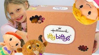 Itty Bittys Disney Princess Itty Bittys Hallmark