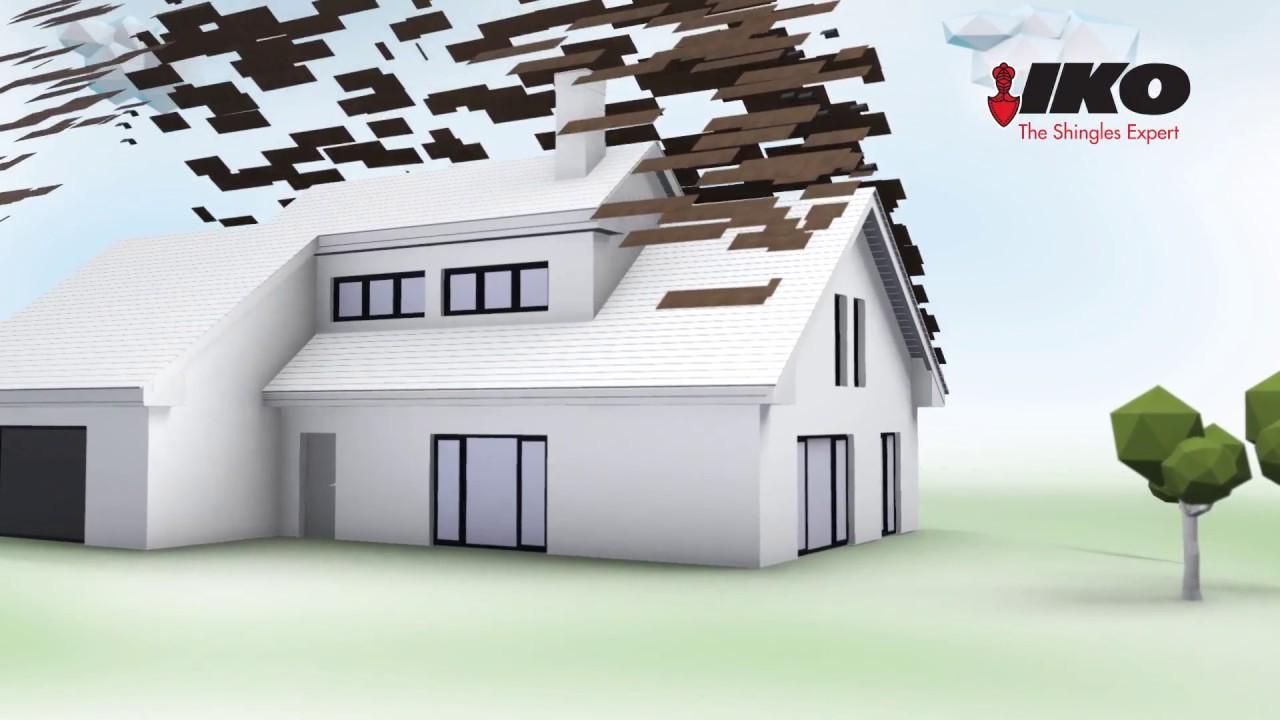IKO Cambridge Xtreme 9,5° - lehká střešní krytina, která ...