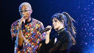 Camila Cabello & Pharrell - Sangria Wine / Havana (Live at the 2018 BBMAs)