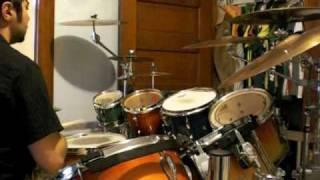metal nobre-povo barulhento drum cover