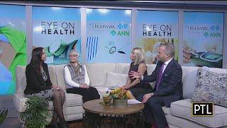 Eye on health: pancreatic cancer -
