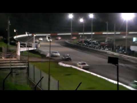 USRA Hobby Stock Amain @ Hamilton County Speedway 08/23/17