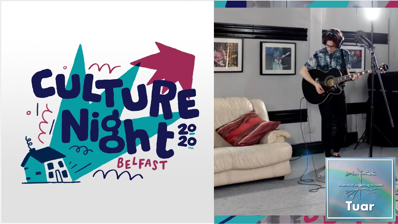 Culture Night Belfast on Tuar - Valium - Studio D