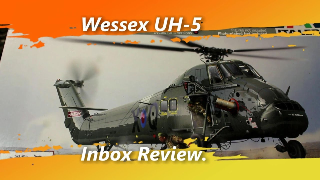 wessex uh5