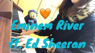 Eminem River ft.Ed Sheeran 耳コピ my arrange