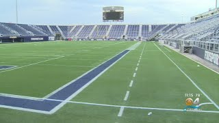 Possible Home For Inter Miami's First Season Could Be At FIU's Riccardo Silva Stadium