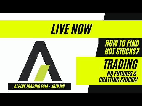 Stock market reversing back to the highs?? | Live Trading Futures NQ | How to Day Trade