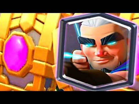 OPENING NEW MAGICAL ARCHER CHEST! - Clash Royale