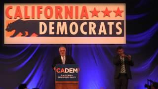 Representative Barney Frank (Ret.) Convention Dinner at CA DEM 2015