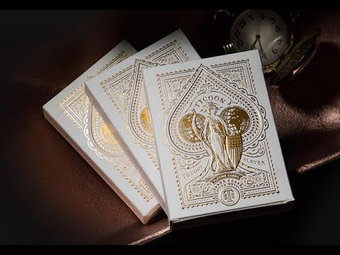 Tycoon Playing Cards By Theory 11 Review