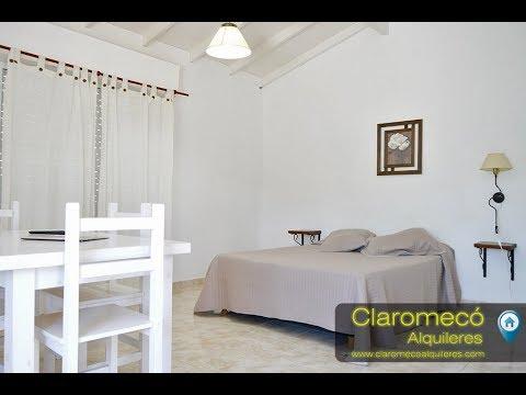 Sol Naranja - Monoambiente - Claromeco Alquileres