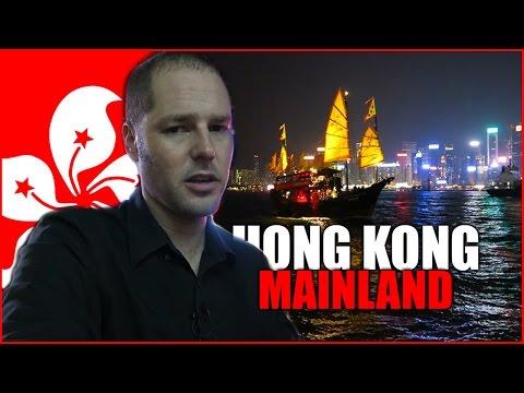Hong Kong vs. Mainland China