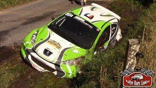 Rallye du Haut-Lignon 2018 [HD] - Crashs & Mistakes