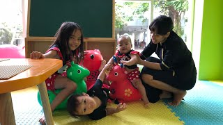 Asyiknya Staycation di Royal Ambarrukmo Jogja   Kegiatan Anak di Kids Club & Playground