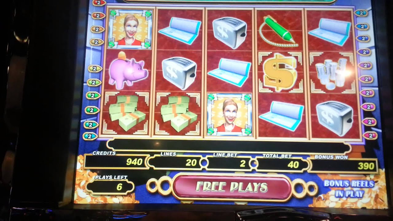 Money Vault Slot Machine