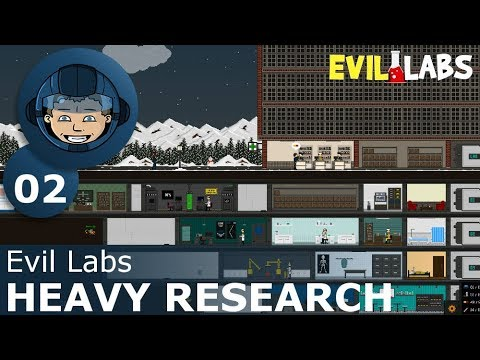 HEAVY RESEARCH - Evil Labs: Ep. #2 - Basics & Features