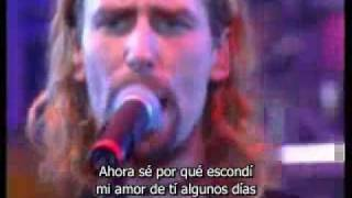 Nickelback - Woke up this morning (Subtitulado)