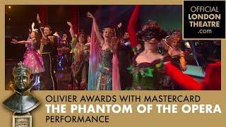 2014 Olivier Awards - The Phantom of the Opera Performance