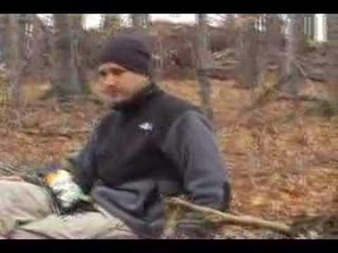 Man Vs. Wild - Deleted Scene 132 - Bear Grylls caught Snacking