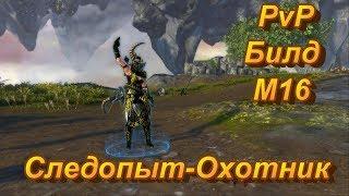 Neverwinter Online/ PvP билд Следопыт-Охотник/M16