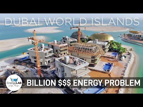 World Islands' energy problem solved! Engineering approach …
