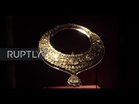 USA: Ruling family of Qatar auctions off Indian royal jewels and artefacts