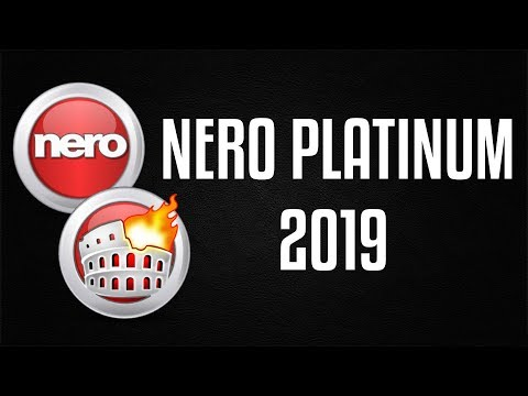 NERO Platinum 2019 Full | Mega / Mediafire