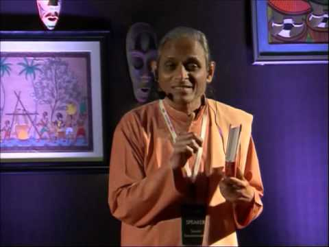 TEDxIIMRanchi - Swami Smarnananda Giri  - Being Actively Calm and Calmy Active