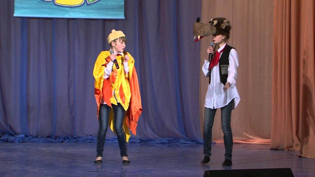 Новогодние квн сценки шутки для старшеклассников