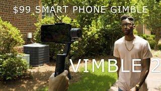 Feiyu Vimble 2 1st Impressions - The Best Budget Smartphone Camera Gimbal 2018!