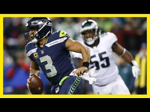 Sage rosenfels column: why russell wilson is the nfl