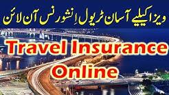 Easy Travel Insurance for Visa Application 2018.