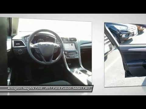 2017 Ford Fusion Arlington Heights IL 0J174772