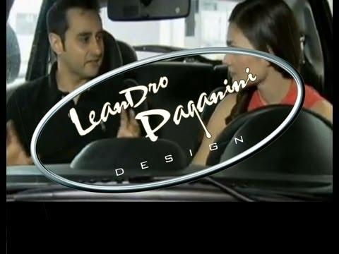 Leandro Paganini Design @ Auto Esporte 12/2011
