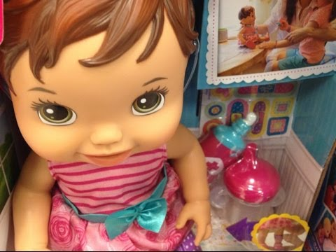 Baby Alive Baby Gets A Boo Boo Doll Youtube