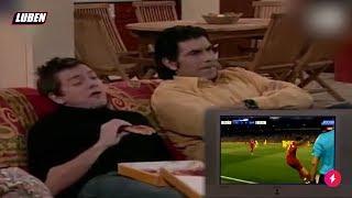 Ο Μπέζος βλέπει το Liverpool - Barcelona | Luben TV