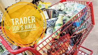 Huge Trader Joe's Haul | Summer Food Finds