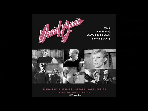 David Bowie - Young American (Take 3, Sample) (2/15)