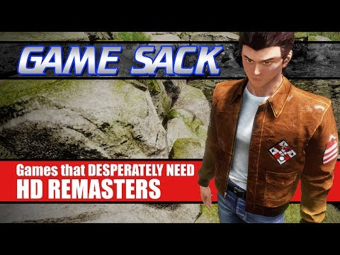 Games That DESPERATELY Need HD Remasters - Game Sack
