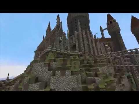 Mc Poudlard Rp 720p Alpha Test Youtube