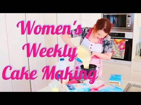 Women's Weekly Cooking