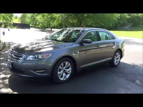 Used 2011 Ford Taurus SEL For Sale At Honda Cars Of Bellevue...an Omaha Honda Dealer!