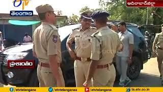 Adivasis Vs Lambadis   Police security in Adilabad