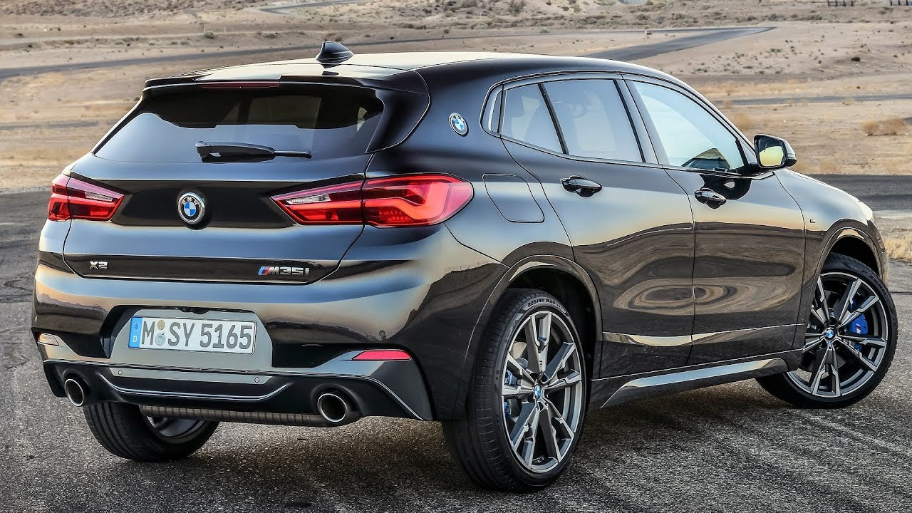 2019 Bmw X2 M35i Powerful Engine Outstanding Driving Dynamics