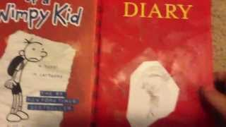 reviews diary of a wimpy kid journal and 1st book
