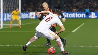 Video PES 2018 - FC Shakhtar Donetsk vs AS Roma - UEFA Champions League Gameplay (PS4 HD) [1080p60FPS] download MP3, 3GP, MP4, WEBM, AVI, FLV April 2018