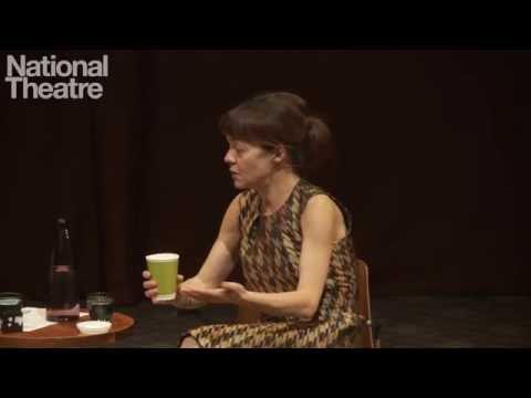 Helen McCrory in conversation
