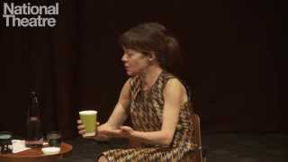 Helen McCrory In Conversation