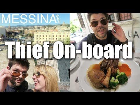 Thief On-board - Messina, Sicily | Royal Caribbean Cruise | Jewel of the Seas | Travel Vlog